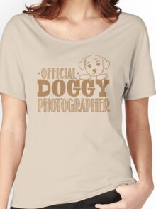 Official doggy photographer Women's Relaxed Fit T-Shirt