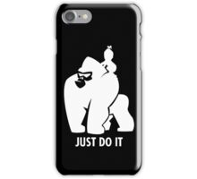 Just Do It! Harambe 2016 iPhone Case/Skin