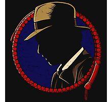 Indiana Jones - Profil Photographic Print
