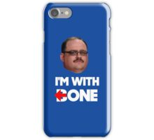 """I'm With Bone"" - Ken Bone Graphic iPhone Case/Skin"
