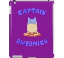 Captain Ameowica iPad Case/Skin