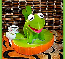 Kermit by ©The Creative  Minds