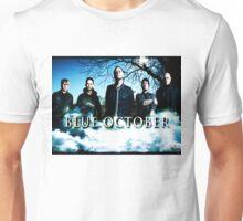 BLUE OCTOBER TOURS 1 Unisex T-Shirt