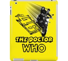 Who is The Doctor 46 iPad Case/Skin