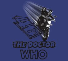 Who is The Doctor 46 by Jason Subroto