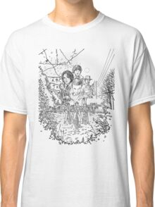 Stranger Things - Sketches Classic T-Shirt