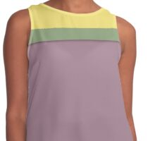 Screen Uniforms - Lost In Space - Judy Robinson -Style 2 Contrast Tank