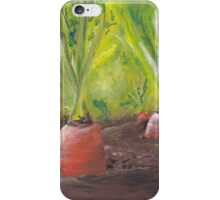 Carrots for life iPhone Case/Skin