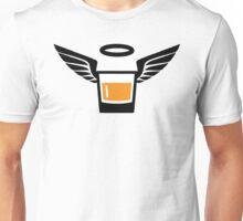 ANGEL GIN, ANGEL SCOTCH Unisex T-Shirt