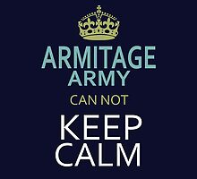 ARMITAGE ARMY can not keep calm by morigirl