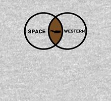 Space Western?  Unisex T-Shirt