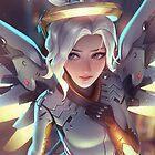 Mercy by quackzila