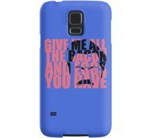 Bacon and Eggs  Samsung Galaxy Case/Skin