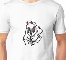 horny skelly Unisex T-Shirt
