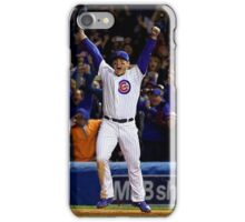 #WorldSeries #TheRizz #CubsWinCubsWinCubsWin #ChicagoCubs iPhone Case/Skin