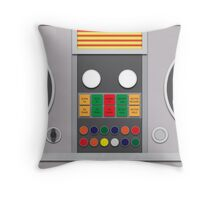Screen Uniforms - Lost In Space - Robot Throw Pillow
