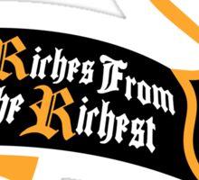 Rebel Rabbit Riot Sticker
