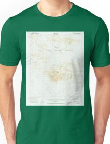 USGS TOPO Map California CA Alvord Mountain 296689 1948 62500 geo Unisex T-Shirt