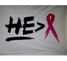 HE > Cancer Photographic Print