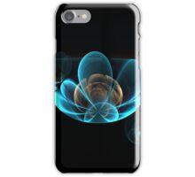 fantastic delicate glowing flowers iPhone Case/Skin