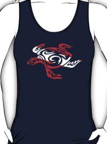 SCUBA DIVE Tribal Sea Turtle  T-Shirt