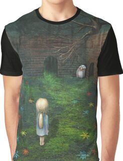 Deep in the Woods Graphic T-Shirt