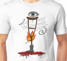 This is how the summer ends (To Kill A King inspired) Unisex T-Shirt