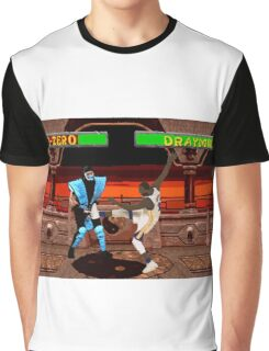 Draymond Kombat Graphic T-Shirt