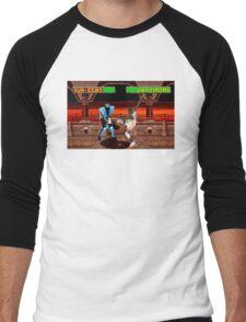 Draymond Kombat Men's Baseball ¾ T-Shirt