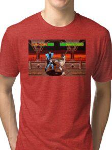 Draymond Kombat Tri-blend T-Shirt