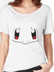 2016 Squirtle Pokemon Costume Punk Harajuku T-shirt Women's Relaxed Fit T-Shirt