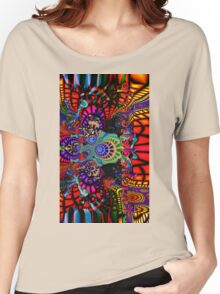 Psychedelic Trip 2-cases Women's Relaxed Fit T-Shirt