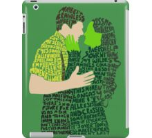 As Long As You're Mine iPad Case/Skin