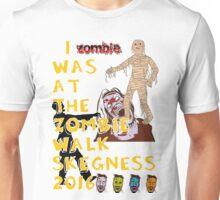 The Zombie Walk Unisex T-Shirt