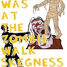 The Zombie Walk by Stephen Willmer