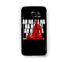 Dr Horrible Laugh  Samsung Galaxy Case/Skin