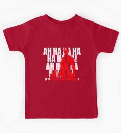 Dr Horrible Laugh  Kids Tee