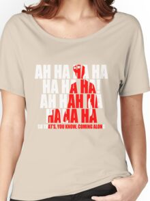 Dr Horrible Laugh  Women's Relaxed Fit T-Shirt