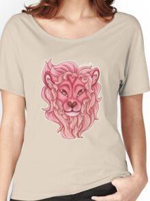 Lion [steven universe] flowerless Women's Relaxed Fit T-Shirt