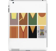Screen Uniforms - Lost In Space - The Crew -Style 1 iPad Case/Skin