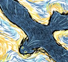 Starry Night Fury Sticker