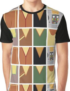 Screen Uniforms - Lost In Space - The Crew -Style 1 Graphic T-Shirt