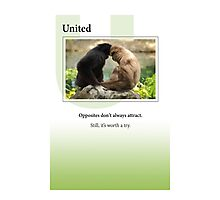 United Photographic Print