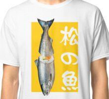 What do you eat, raw fish? Classic T-Shirt