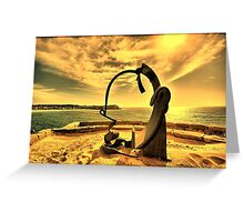 2016 Sculpture by the Sea 03 Greeting Card
