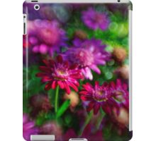 morning in garden iPad Case/Skin