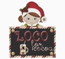 Christmas Products - Loco for Cocoa Kids Tee