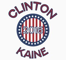 Clinton Kaine 2016 Election Tees, Gifts Kids Tee