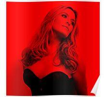 Tina Hobley - Celebrity (Square) Poster