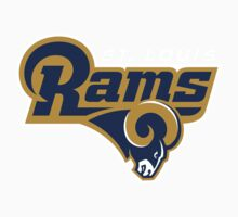 St. Louis Rams One Piece - Short Sleeve